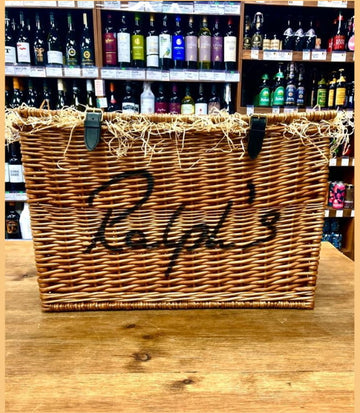 Ralph's Wicker Chest (22 inches)