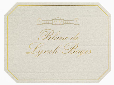 Blanc de Lynch-Bages