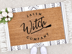 Load image into Gallery viewer, Salem Witch Company Doormat