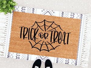 Trick or Treat 2 Doormat