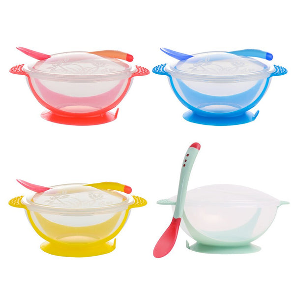 houseandwares.com Baby Dish With Suction Cup freeshipping - houseandwares.com