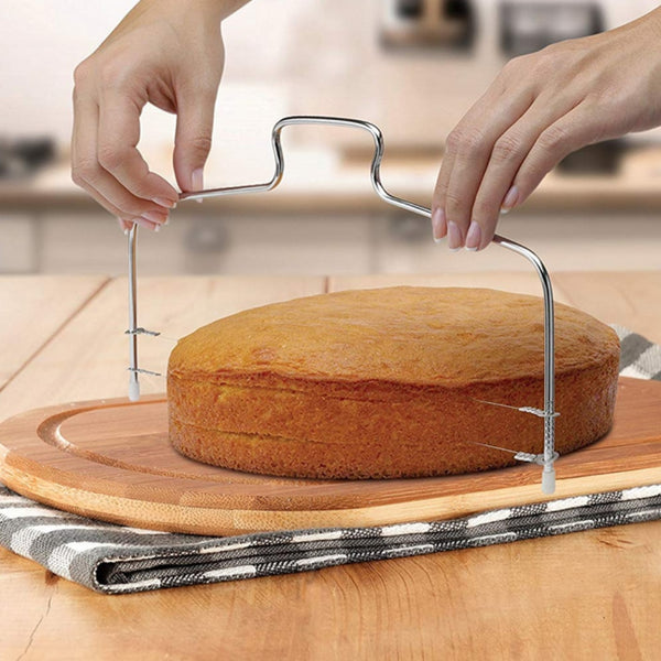 houseandwares.com 2-Wire Layer Cake Cutter freeshipping - houseandwares.com