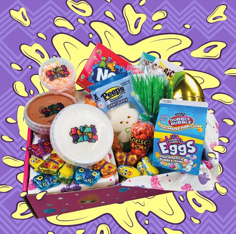 Easter Slime & Candy Box