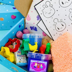 Little Hands Slime Box