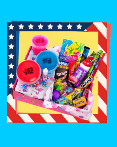 American Slime & Candy Box