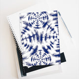 Tie Dye Journal - Blank