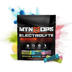 Mtn Ops Supplement Electrolyte S.T.M. Stick Packs 5f2d2ff00347b