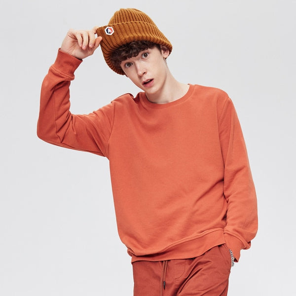Metersbonwe Autumn And Winter new comfort Sweatshirt