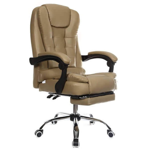 M888 special offer office chair computer boss chair ergonomic chair with footrest