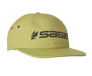 Sage Relaxed Nylon Hat