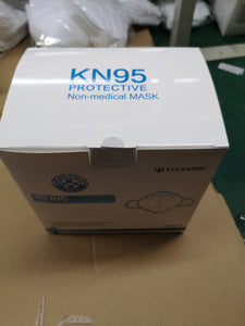 KN95 Mask [25,000 pcs Lot 137]