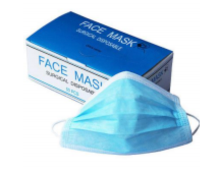 Disposable Mask [1500 pcs Lot 132]