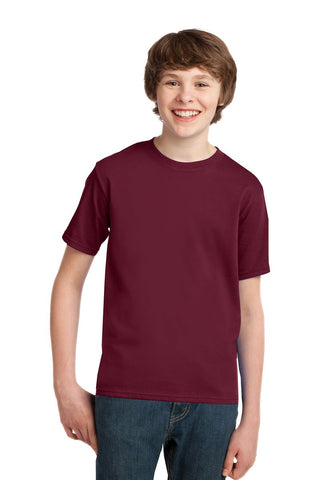 Port & Co.® Youth Essential Cotton Tee Shirt