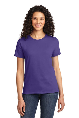 Port & Co.® Ladies Essential Cotton Tee Shirt