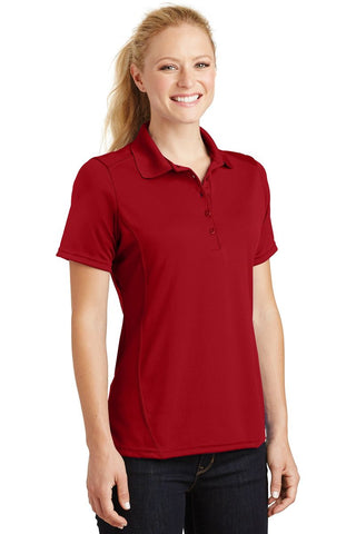 Sport-Tek® Ladies Dry Zone® Raglan Polo