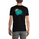 Load image into Gallery viewer, Metcha Me Too (Back Print) - Short-Sleeve Unisex T-Shirt