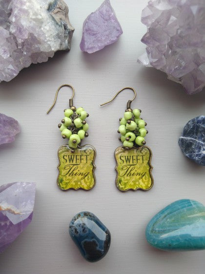 ARETES SWEET THING VERDES
