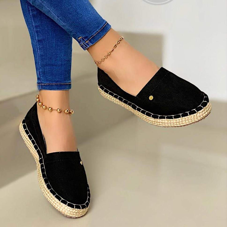 Women's Comfy flats Slip-On Casual Shoes