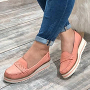 Women's Soft Platform Large Size Casual Shoes