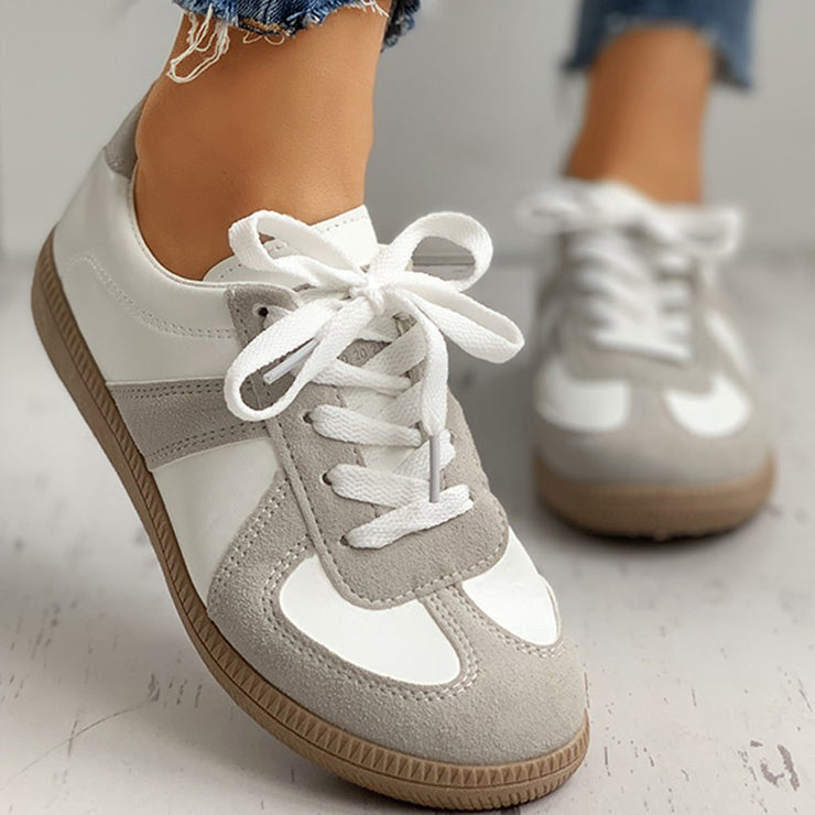 Women's Retro Flat All-Match Sports Casual Shoes