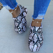 Women's Chic Slip-on Wedge Mule Clogs