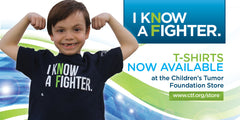 """I Know A Fighter"" T-shirt"