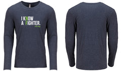 Long Sleeve I Know a Fighter Shirt