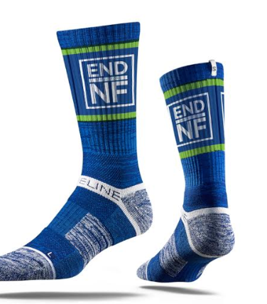 END NF Crew Sock