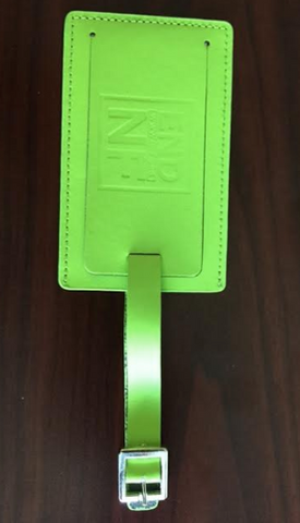 END NF Luggage Tag