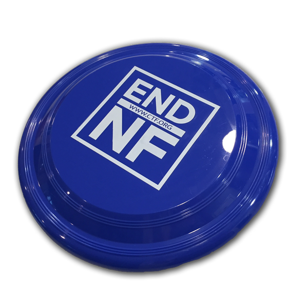 """End NF"" Frisbee"