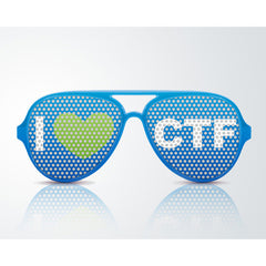 I ♡ CTF Sunglasses