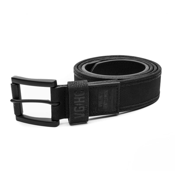 VG Belt - Black - Accessories - Violent Gentlemen