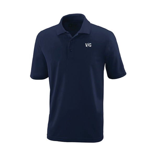 Bolts Polo - Navy - Men's T-Shirts - Violent Gentlemen