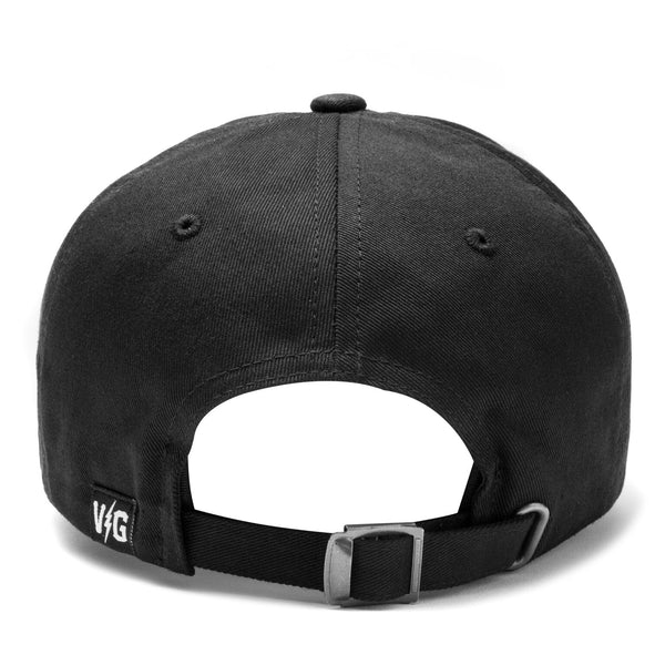 Bolts Dad Hat - Black - Hats - Violent Gentlemen