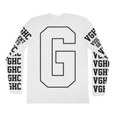 Block Long Sleeve Tee -  - Men's T-Shirts - Violent Gentlemen