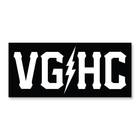 VGHC Bumper Sticker