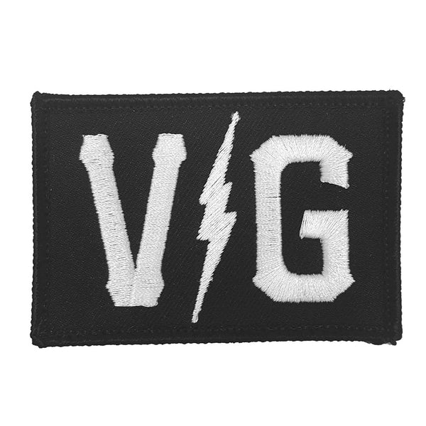 Bolts Velcro Patch -  - Accessories - Violent Gentlemen