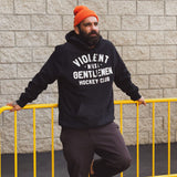 Loyalty Cross Grain Pullover Hood -  - Men's Fleece Tops - Violent Gentlemen