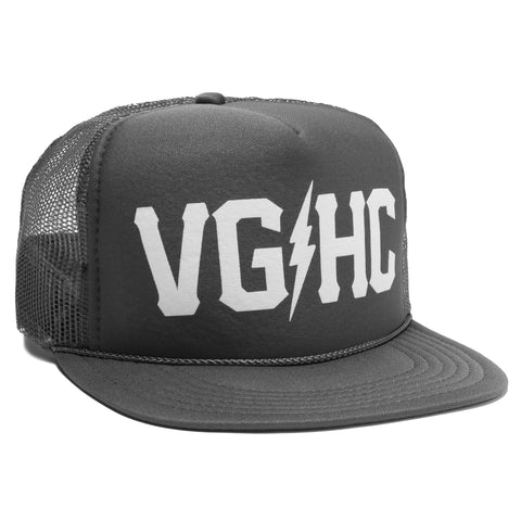Weekend Trucker - Charcoal - Hats - Violent Gentlemen