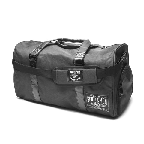 Weekender Bag - Charcoal - Accessories - Violent Gentlemen