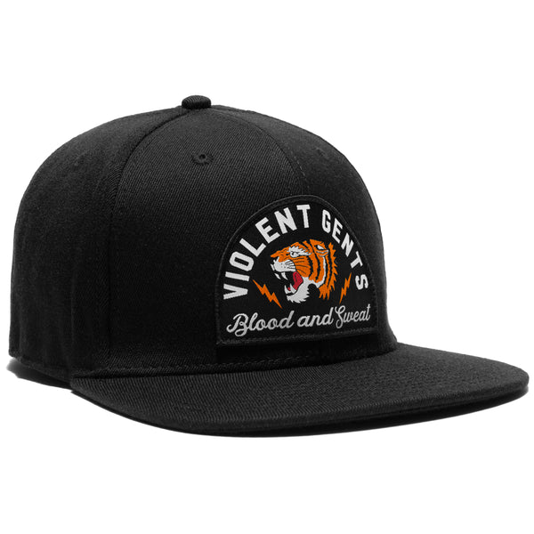 Tiger Snapback -  - Hats - Violent Gentlemen