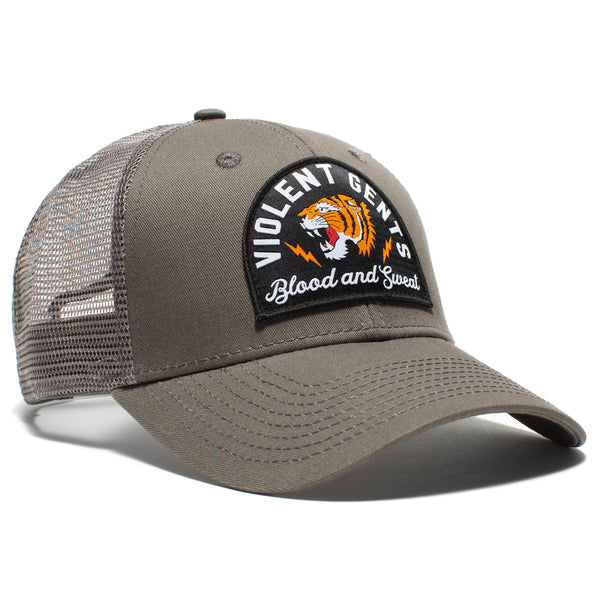 Tiger Trucker -  - Hats - Violent Gentlemen