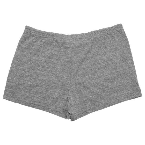 Bolts Tri-Blend Shorts - Athletic Grey - Women's Fleece Tops - Violent Gentlemen
