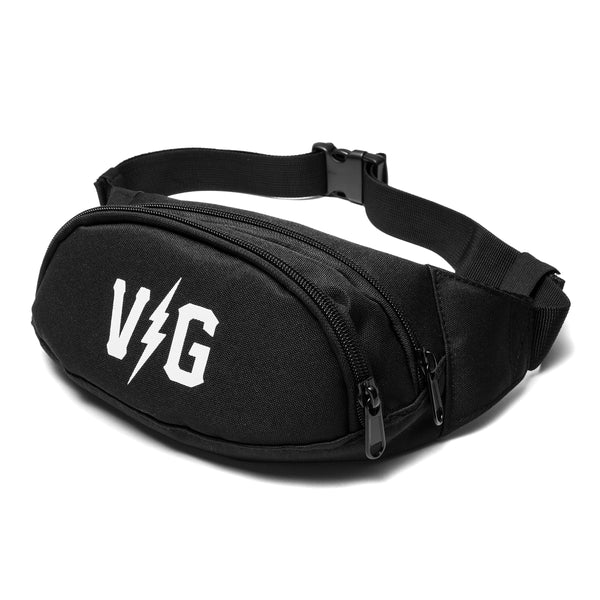 The Williams Waist Pack - Black - Accessories - Violent Gentlemen