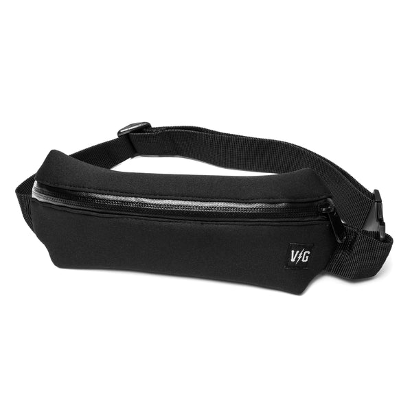 The Shout Women's Waist Pack - Black - Accessories - Violent Gentlemen