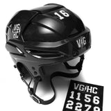 VG Helmet Stickers -  - Accessories - Violent Gentlemen