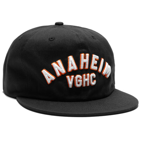 Home Team Anaheim Snapback - Black - Hats - Violent Gentlemen