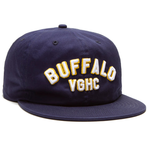 Home Team Buffalo Snapback - Navy Blue - Hats - Violent Gentlemen