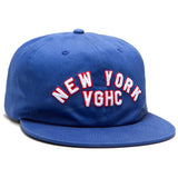 Home Team New York Unstructured Hat - Royal Blue - Hats - Violent Gentlemen