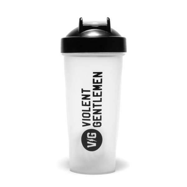 Bolt Shaker Cup - Black - Accessories - Violent Gentlemen